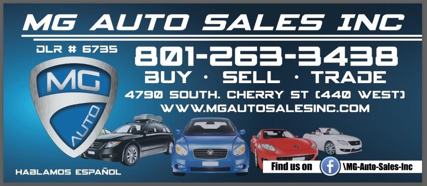 Mg Auto Sales >> Mg Auto Sales Salt Lake City Ut Read Consumer Reviews Browse