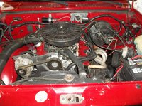 Picture of 1989 Dodge Dakota Sport Standard Cab SB, engine