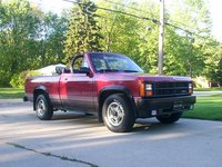 Picture of 1989 Dodge Dakota Sport Standard Cab SB, exterior