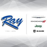 Ray Chrysler Dodge Jeep Ram logo