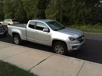Picture of 2016 Chevrolet Colorado LT Extended Cab 6ft Bed, exterior