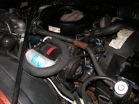 Picture of 1975 Oldsmobile Cutlass, engine