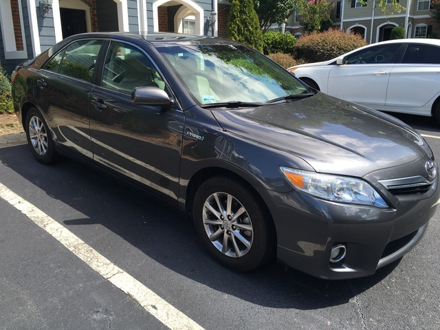Picture of 2011 Toyota Camry Hybrid FWD