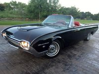 1962 Ford Thunderbird Overview
