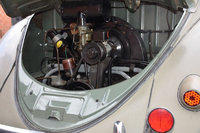 Picture of 1950 Volkswagen Beetle Hatchback, engine
