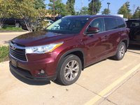 Picture of 2014 Toyota Highlander XLE V6 AWD, exterior
