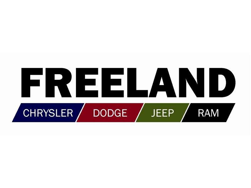 Freeland Chrysler Jeep Dodge Ram Russellville