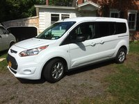 Picture of 2014 Ford Transit Connect Wagon XLT w/ Rear Liftgate LWB, exterior