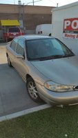 Picture of 1999 Ford Contour 4 Dr SE Sedan, exterior
