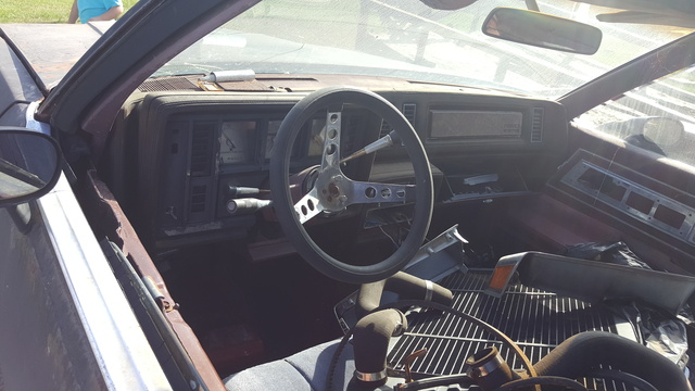 Picture of 1982 Buick Regal Limited Coupe, interior