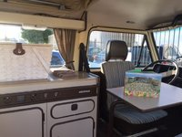 Picture of 1982 Volkswagen Vanagon Camper Passenger Van, interior
