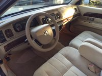 Picture of 2006 Mercury Grand Marquis GS, interior