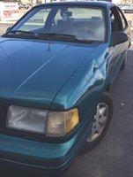 Picture of 1993 Mercury Topaz 4 Dr GS Sedan, exterior