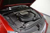 Picture of 2011 Cadillac CTS-V Coupe Base, engine, gallery_worthy