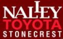 Nalley Toyota Stonecrest logo