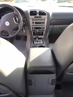 Picture of 2003 Lincoln LS V8 Sport, interior