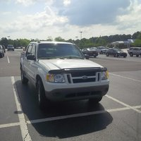 Picture of 2002 Ford Explorer Sport Trac Crew Cab