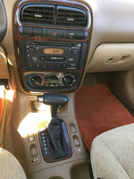 Picture of 2002 Saturn L-Series 4 Dr LW200 Wagon, interior