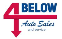 4 Below Auto Sales & Service LLC logo