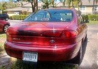 Picture of 2002 Ford Escort 4 Dr STD Sedan, exterior
