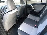 Picture of 2015 Toyota RAV4 LE, interior
