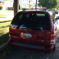 Picture of 2003 Ford Windstar SE, exterior