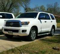 Picture of 2015 Toyota Sequoia Limited, exterior