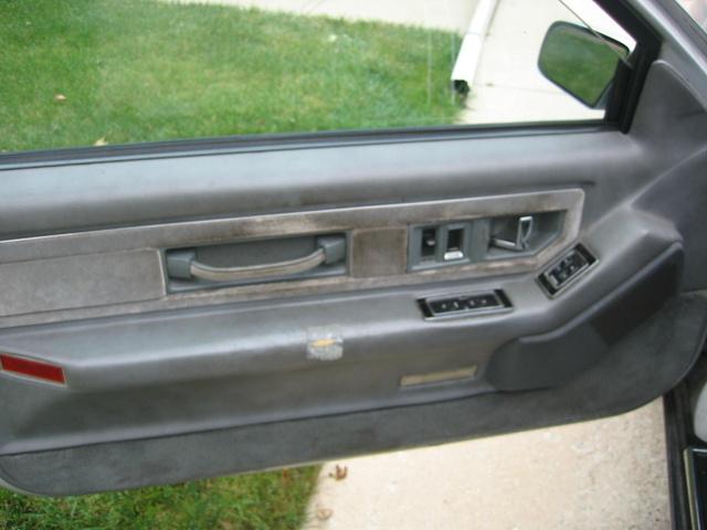 Picture of 1986 Cadillac Eldorado Base Coupe, interior
