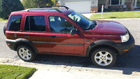 Picture of 2003 Land Rover Freelander 4 Dr SE AWD SUV, exterior