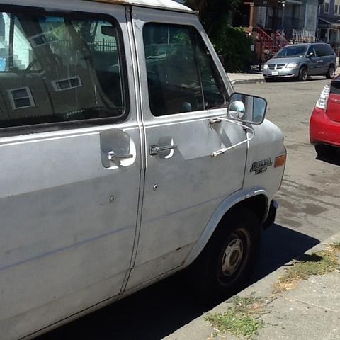Picture of 1986 Chevrolet Chevy Van 3 Dr G20 Cargo Van