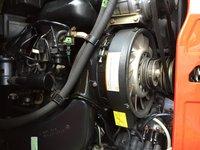 Picture of 1993 Porsche 911 RS America, engine