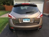 Picture of 2014 Nissan Murano SV AWD, exterior