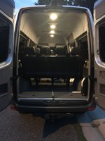 Picture of 2016 Mercedes-Benz Sprinter 2500 144 WB Passenger Van, interior