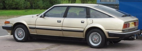 Picture of 1986 Rover 3500
