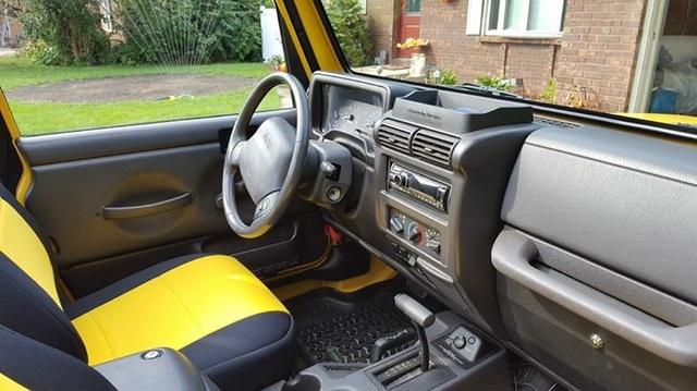 2000 Jeep Wrangler Interior Pictures Cargurus