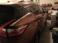 Picture of 2015 Nissan Murano Platinum AWD, exterior