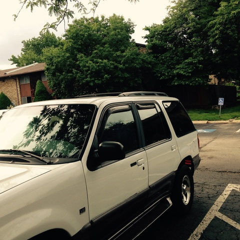 Picture of 1997 Mercury Mountaineer 4 Dr STD AWD SUV