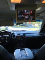 Picture of 2012 Cadillac Escalade Luxury AWD, interior