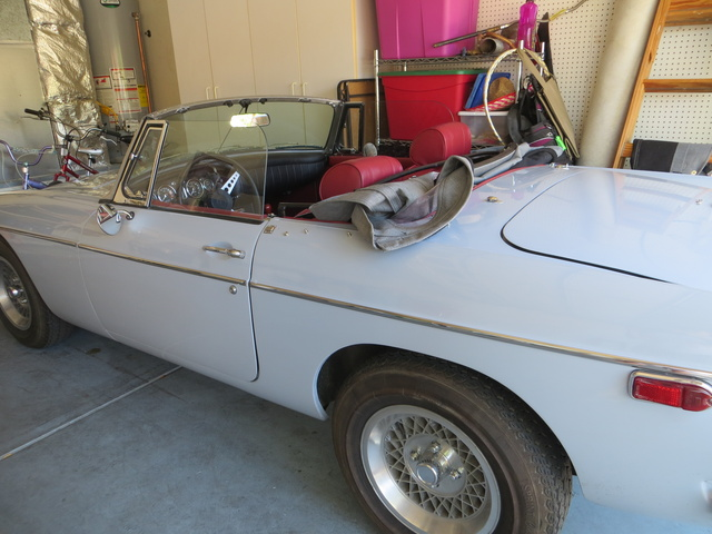 Picture of 1971 MG MGB Roadster