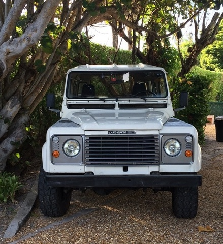 Picture of 1987 Land Rover Defender Ninety, exterior
