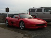 1998 Ferrari F355 Picture Gallery