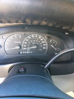 Picture of 1997 Ford Ranger XLT Standard Cab SB, interior