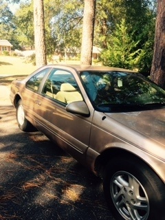 Picture of 1996 Ford Thunderbird LX