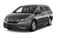 Picture of 2014 Honda Odyssey LX, exterior