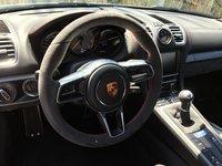 Picture of 2016 Porsche Cayman GT4, interior