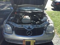 Picture of 1999 Mercedes-Benz SLK-Class SLK230 Supercharged, engine