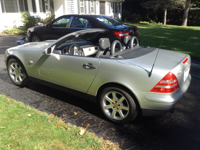 1999 mercedes benz slk class pictures cargurus for Mercedes benz slk 230