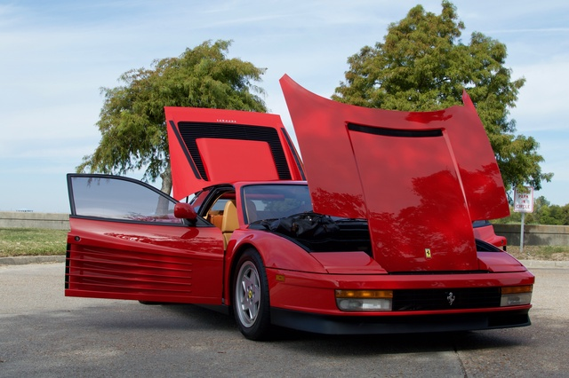 Picture of 1991 Ferrari Testarossa