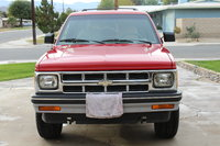 Picture of 1992 Chevrolet S-10 Tahoe Standard Cab 4WD SB, exterior