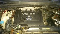 Picture of 2005 Nissan Quest 3.5 SE, engine